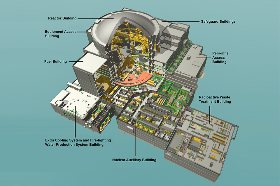 HPR1000 cutaway